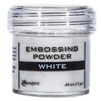 Embossing Powder White Embellishment White Emboss Powder Iridescent Embossing Powder White Embossing Powder 11-002 Emboss Powder